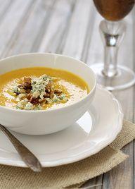 pumpkin soup from @K