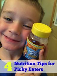 4 Nutrition Tips for
