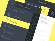 Hospice App Menu Sty