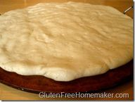 gluten free pizza cr...
