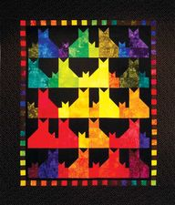 Cat quilt! Ima likin