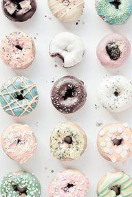 Donut palette