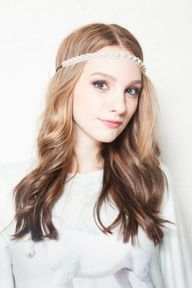 Gorgeous headband fr