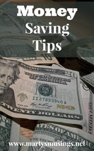 Money Saving Tips fr