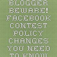 Blogger Beware! Face