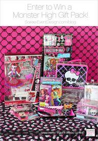 Monster High GIVEAWA...