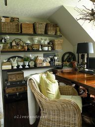 Vintage lovers home