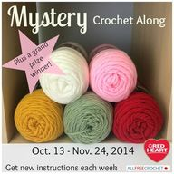 Mystery Crochet Alon