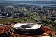 The main stadium in...