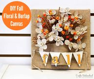 DIY Fall Decor Flora