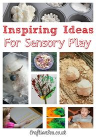 ideas for sensory pl