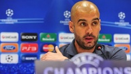 I want Pep Guardiola...