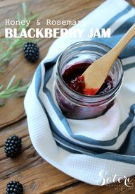Blackberry Jam Recip