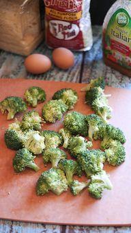Broccoli + eggs + gl