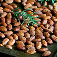 Roasted Almonds with