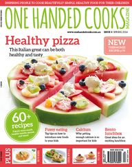 One Handed Cooks Mag