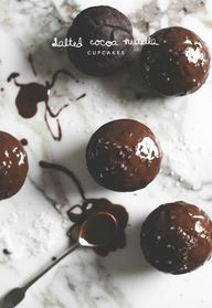 Salted Cocoa Nutella
