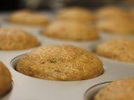 Zucchini Bread Muffi