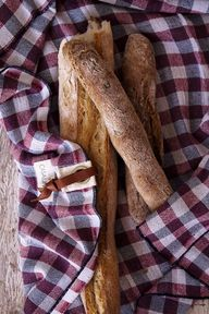 Baguete fresca | Fresh baguete