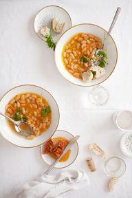 White Bean & Chorizo