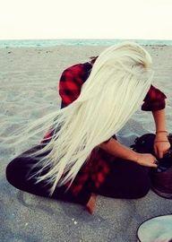 13 Trendy Blonde Hai