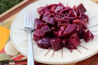 Roasted Beet & Walnu