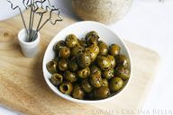 Roasted Olives Recip