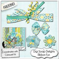 Digital Scrapbook #F