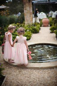Little maids....