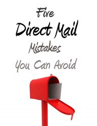 Five Direct Mail Mis