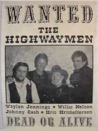 The Highwaymen - Wil