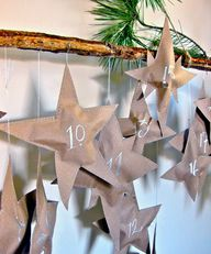 25 DIY advent calend