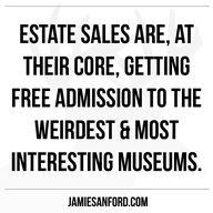 Jamie on estate sale