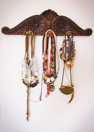 Hanger for jewelry o