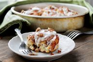 Cinnamon Rolls with
