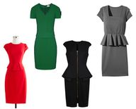 wear to work peplum
