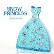 Glittery Snow Prince