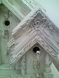Birdhouses from old