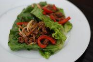 Mu Shu Beef Lettuce...