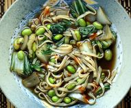 Vegetarian Pho (Pho