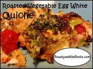 Veggie Egg White Qui
