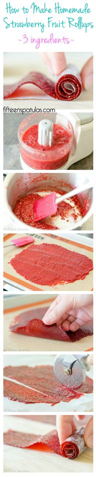 Homemade Strawberry