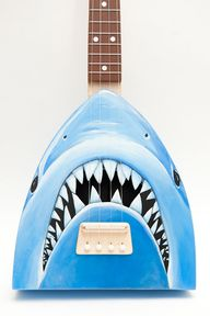 Jaws Shark Ukulele