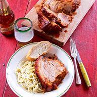 Adobo Roasted Pork