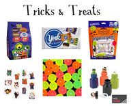 Great treat ideas. O