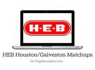 H-E-B Matchups - Top