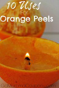 10 Uses For Orange P
