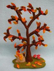 Autumn Tree by Ateli