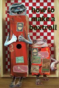 how to make a boxtro