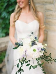 The dripping flowers